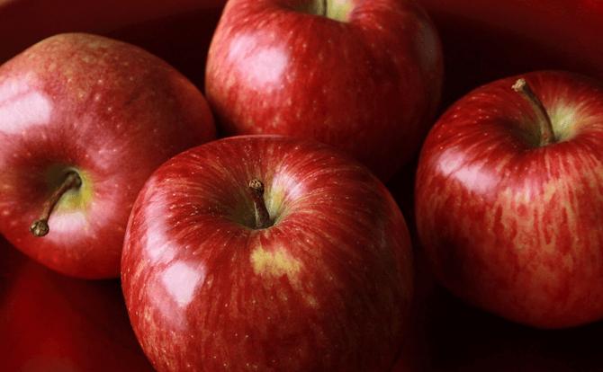 妊婦の便秘解消に「りんご」は効果があるのか?