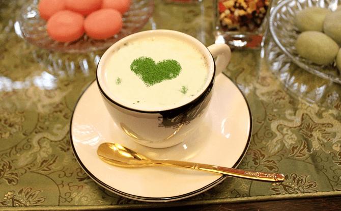 すっきり贅沢抹茶の形状や使用方法